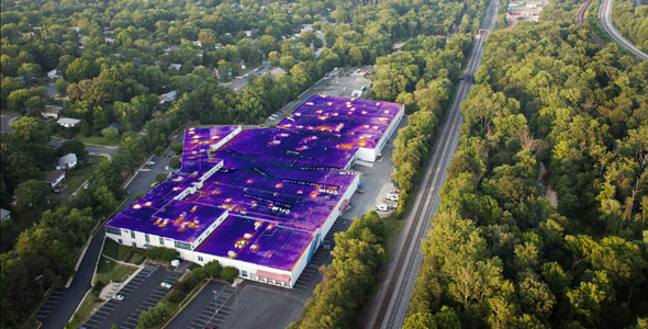 Aerial Thermal Imaging And Energy Audit Services Digital